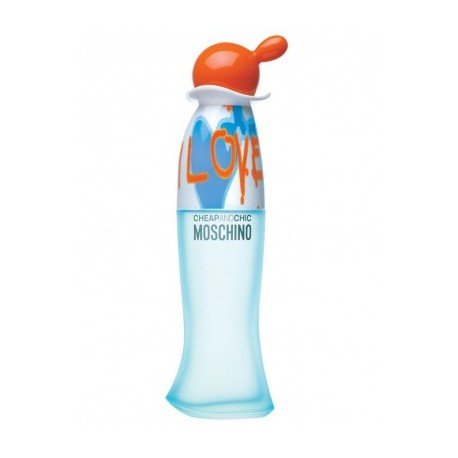 MOSCHINO CHEAP & CHIC I LOVE LOVE lady test 100ml edT