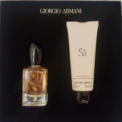 ARMANI  Si lady set (30edp + 75b/lotion)