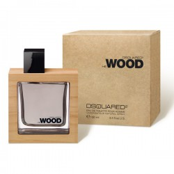 Dsquared He Wood туалетная вода (DSQUARED He Wood, дисквайер