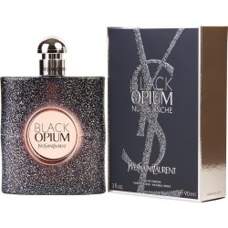 Yves Saint Laurent Black Opium Nuit Blanche (Нуит, блэк опиум