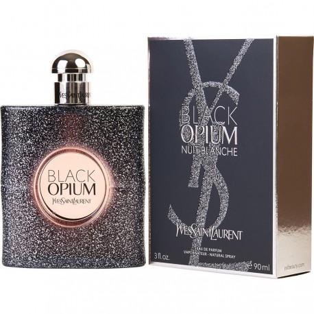 Yves Saint Laurent Black Opium Nuit Blanche (Нуит, блэк опиум