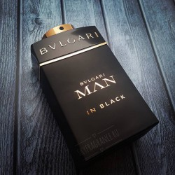 Bvlgari Man In Black (Bvlgari, бвлгари, Bvlgari Man In Black