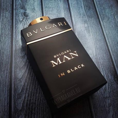 Bvlgari Man In Black (Bvlgari, бвлгари, Bvlgari Man In Black