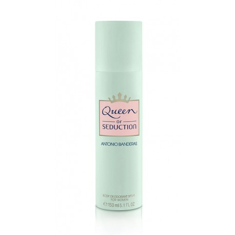 ANTONIO BANDERAS Queen of Seduction lady deo 150ml