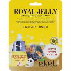Ekel Mask Pack Royal Jelly Маска для лица экстрактом пчелиного маточного молочка 25мл