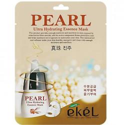 Ekel Mask Pack Pearl Маска для лица с экстрактом жемчуга 25мл