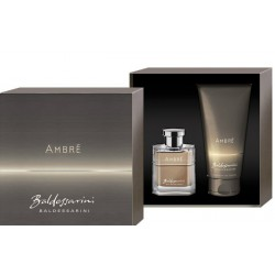 Baldessarini Ambre men set (50edT + 200sh/gel)