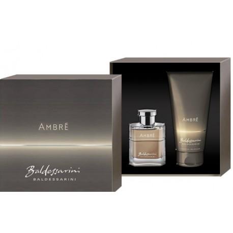 Baldessarini Ambre men set (50edT + 200sh/gel) (набор, амбре
